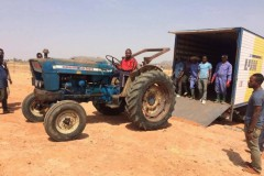 levering-tractor
