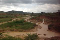 verwoest-waterbekken