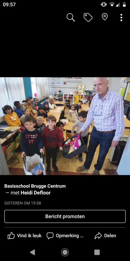 Basisschool Brugge Centrum
